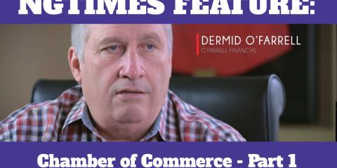 O Farrell Financial talks Chamber of Commerce