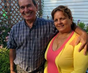Jose and his sister Raquel