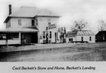 Beckett's Landing Summer Resort