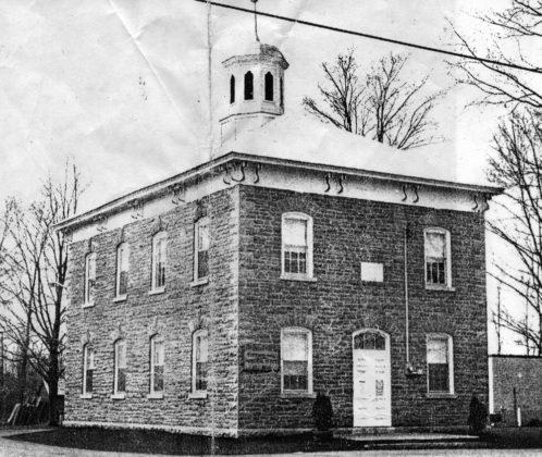 Oxford-on-Rideau Township Hall