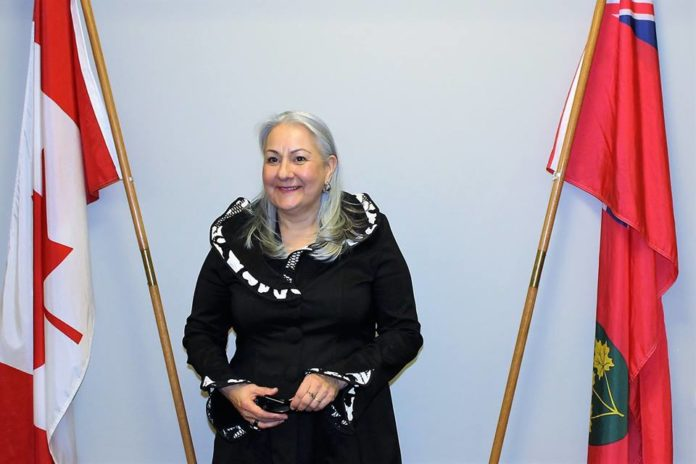 Lorraine Rekmans nominated by the Green Party