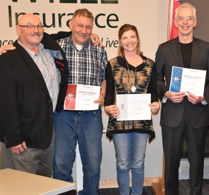 North Grenville Toastmasters