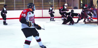 Kemptville 73's close successful camp