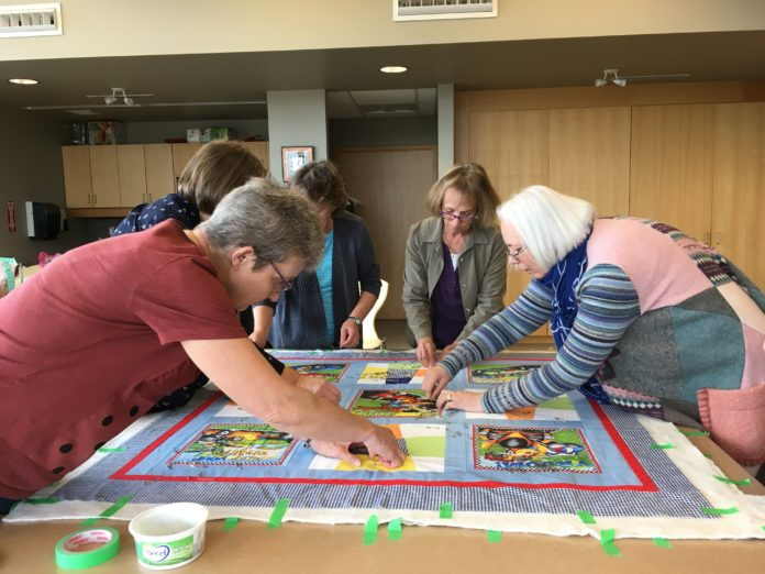 Scrappy Bits Quilting Club