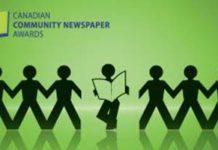 Canadian Community Newspaper Awards