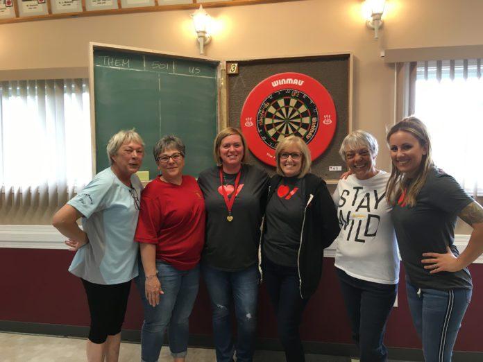 Annual Pat Vander Eyken Memorial Ladies Darts