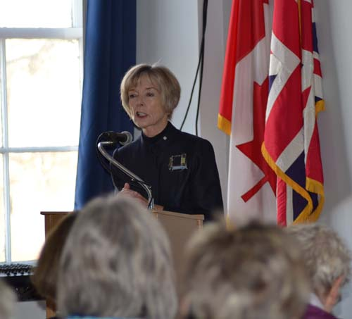 Critically acclaimed Canadian author stops in Merrickville